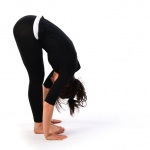 SN Hand to foot pose - Padahastanana