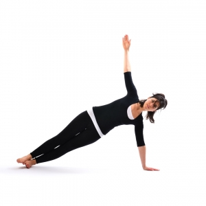 Side plank - Satya Live Yoga