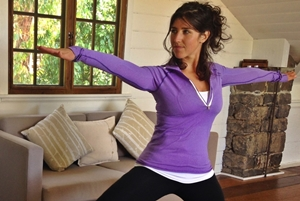 Empower with Home Yoga