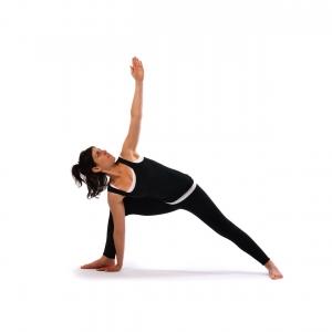 side angle pose  satya live yoga  southern tablelands