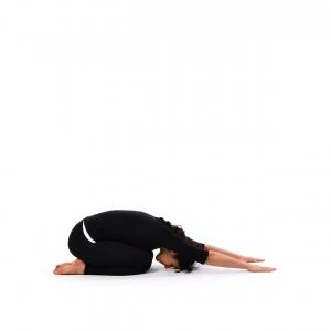 child's pose  satya live yoga  southern tablelands