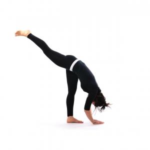 Crane pose - Satya Live Yoga