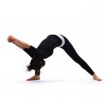 Head to toe pose - Sirsha Angustha Yogasana