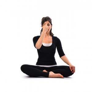 Nasagra mudra - Satya Live Yoga